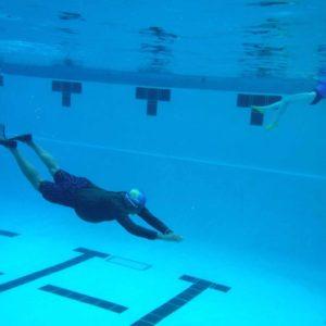 richard swims uw deeplo