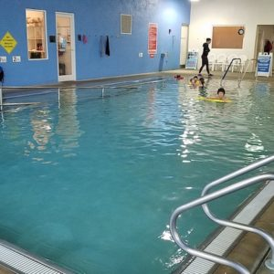 Save Our Y warm pool
